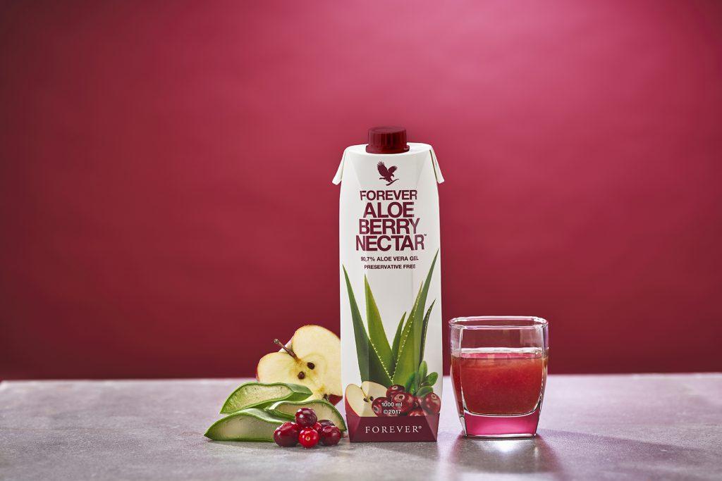 Aloe Berry Nectar zum Aloe Vera Shop