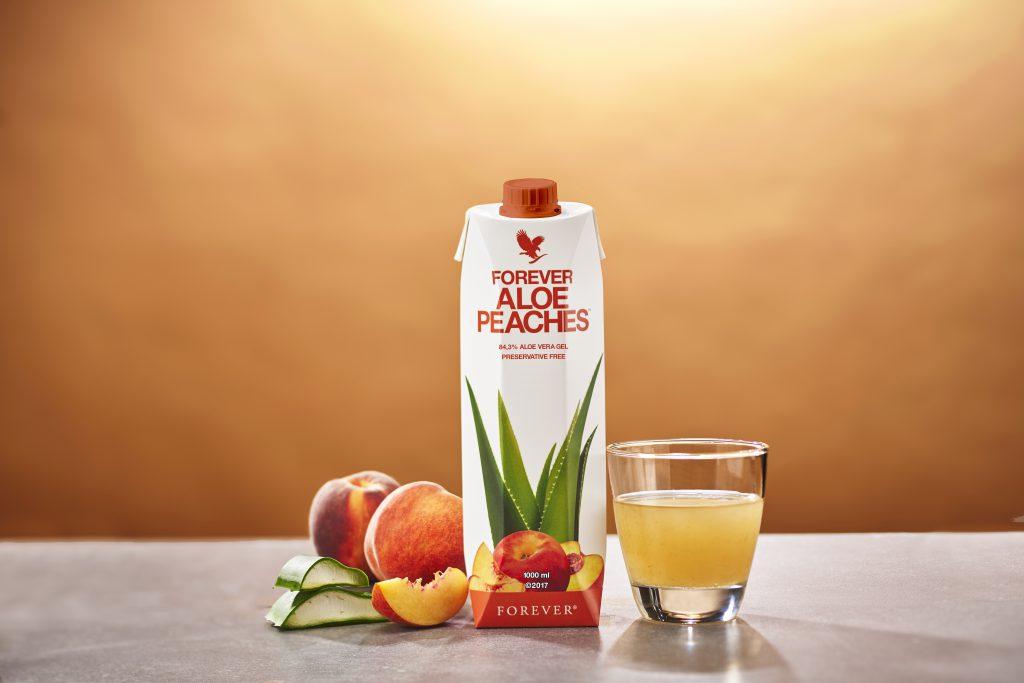 Aloe Peaches zum Aloe Vera Shop